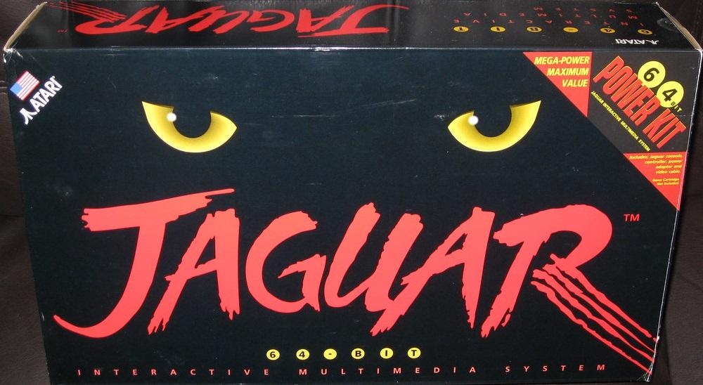 Jaguar 64