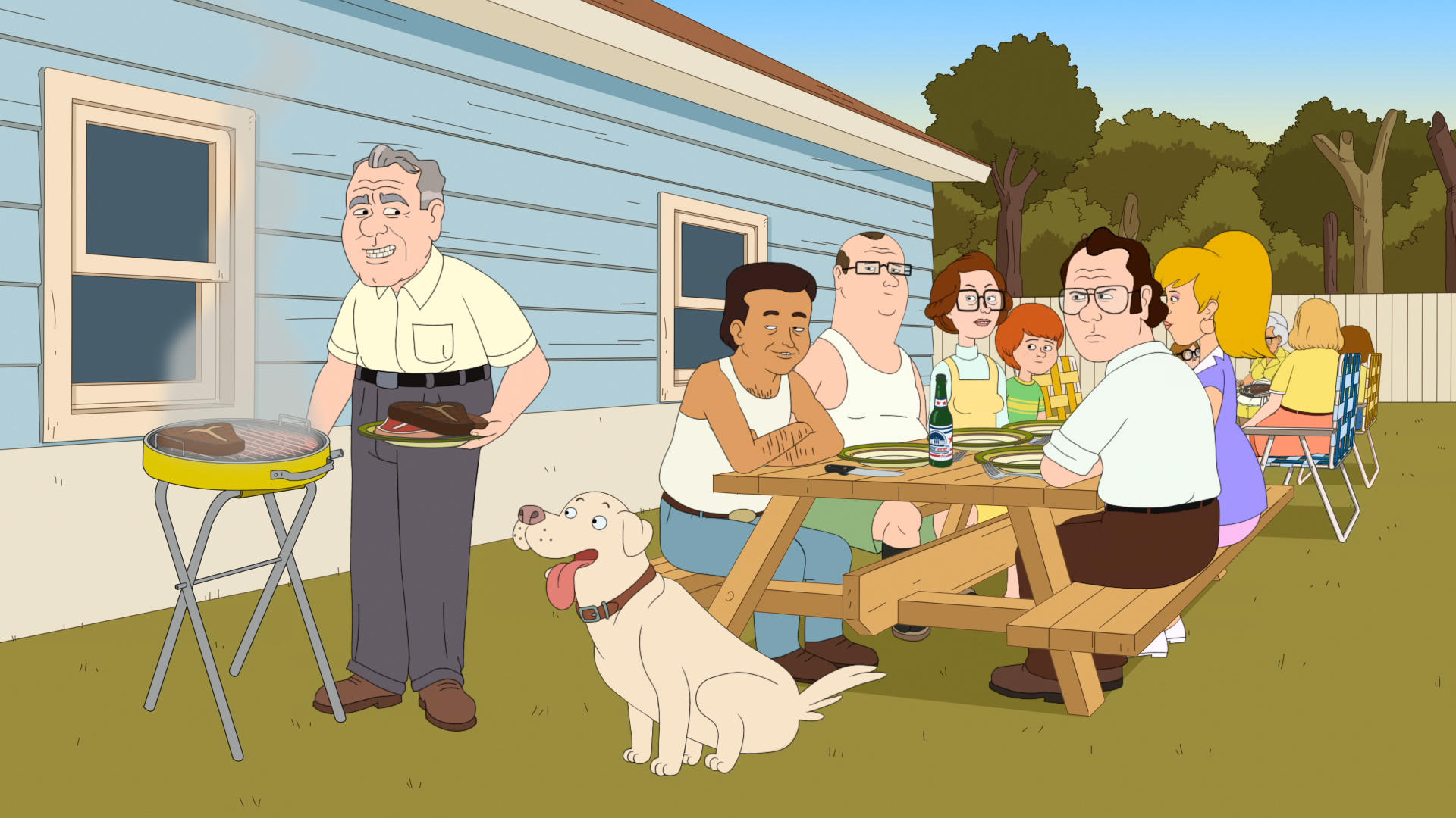 F is for Family- Temporada 4