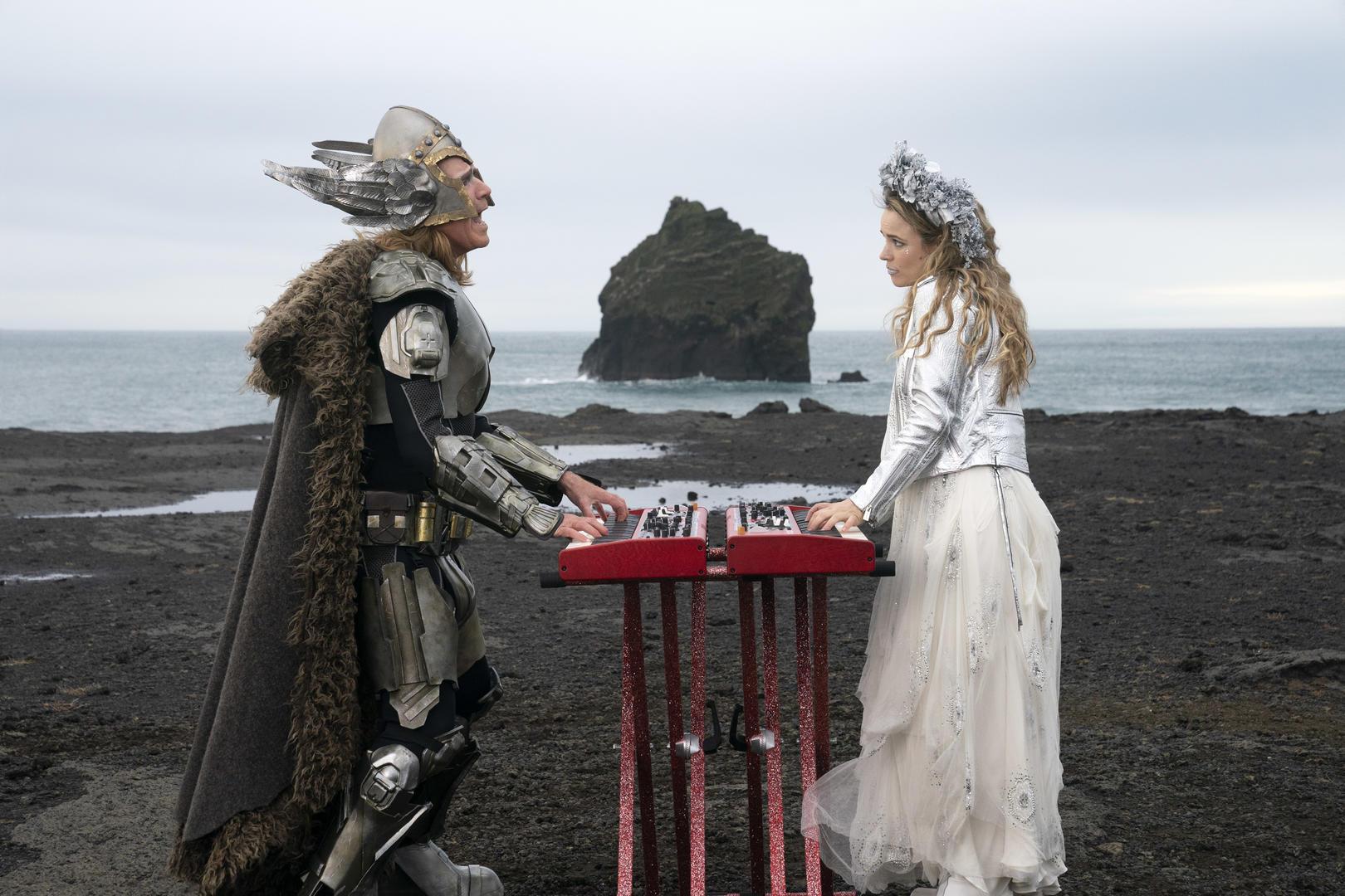 Festival Eurovision da Canção A Saga de Sigrit e Lars
