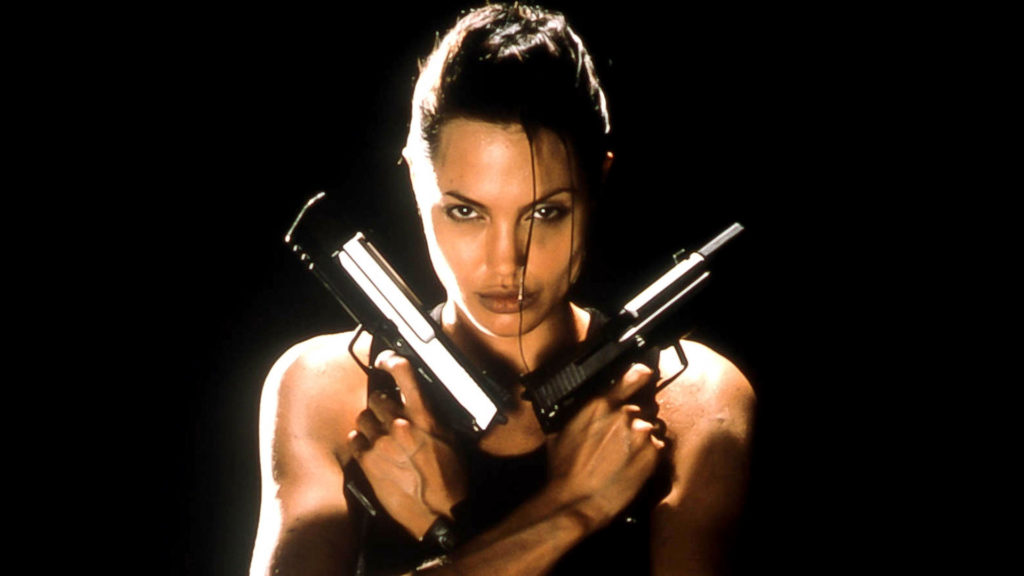 Lara Croft- Tomb Raider