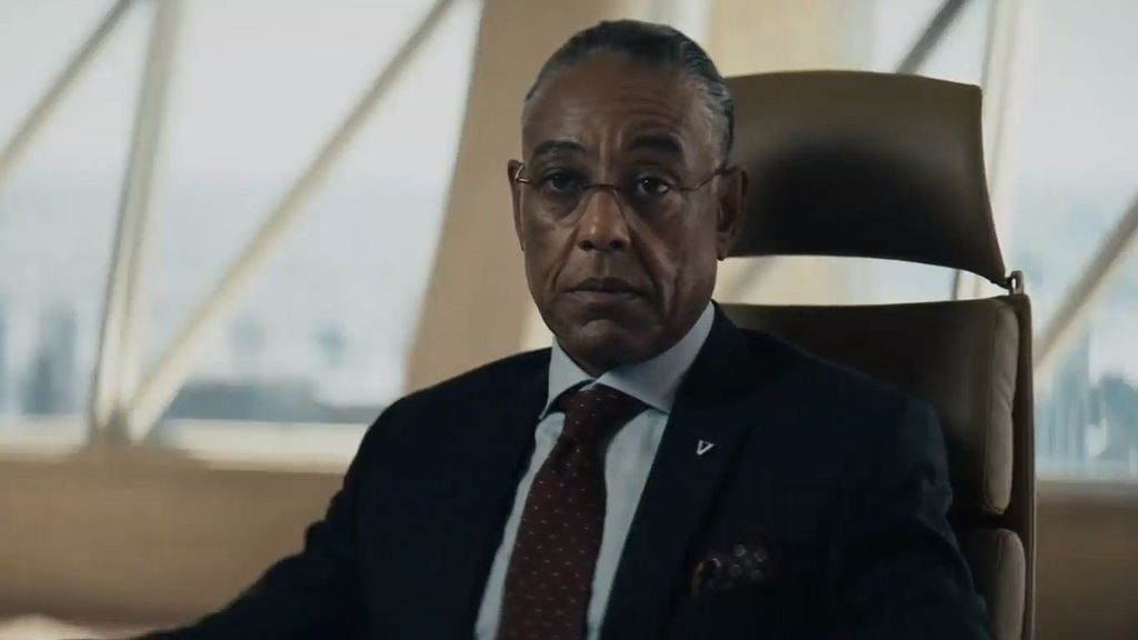 Giancarlo Esposito em The Boys 01
