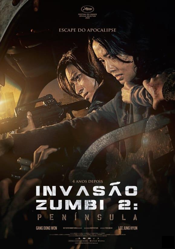 Poster Invasão Zumbi 2