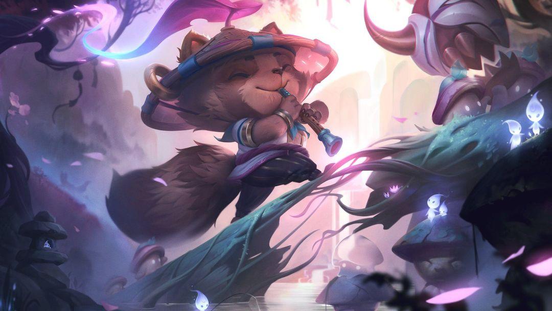 League of Legends Revela Nova Campeã Lillia