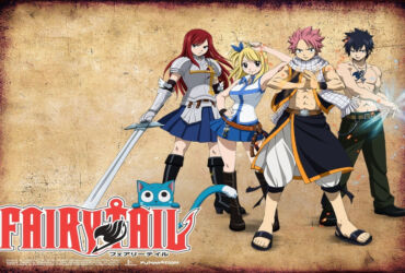 Fairy Tail Capa