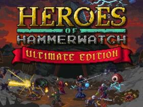 Capa Heroes of Hammerwatch