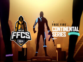 Garena - Free Fire Continental Series (FFCS)