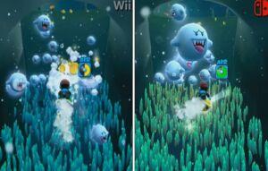 Nintendo Mario Galaxy Inovação