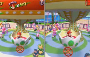Nintendo Mario Sunshine Inovação