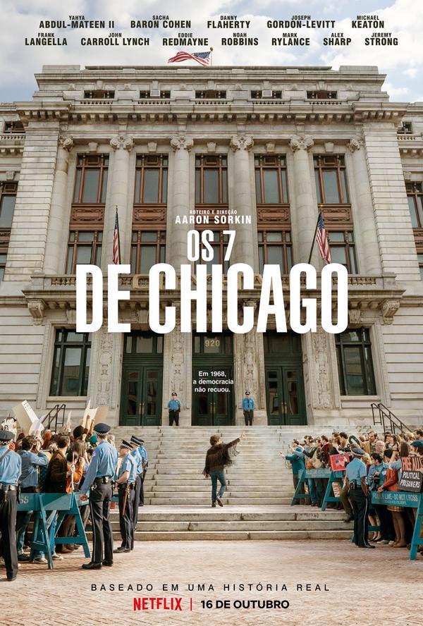 OS 7 de Chicago Netflix