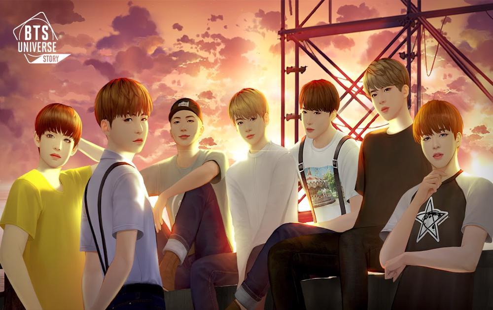 Trailer oficial BTS