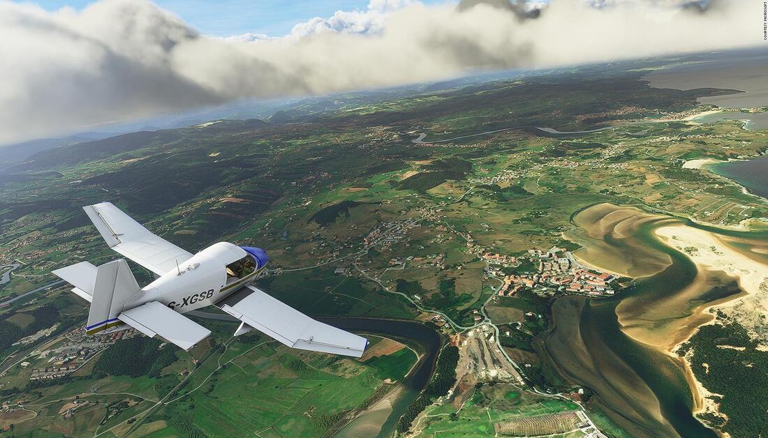 Microsoft Flight Simulator chegará ao Xbox Series X e S em ...