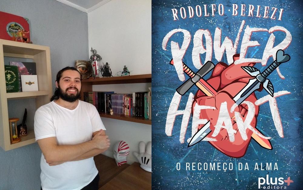 Power Heart - Grupo Editorial Coerência - Rodolfo Berlezi - Teoria Geek
