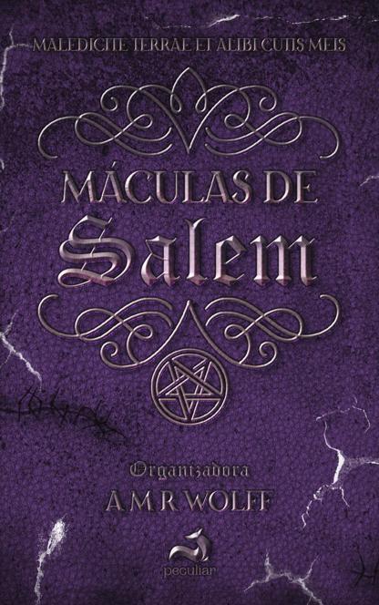 Coletâneas de contos - Máculas de Salem