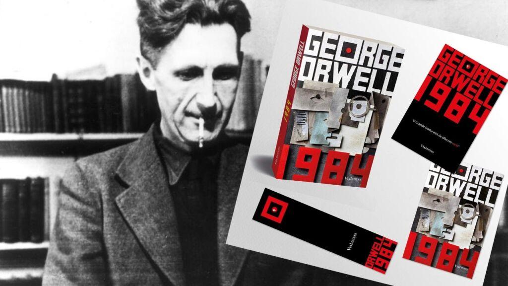 George Orwell e 1984 pela Editora Edipro