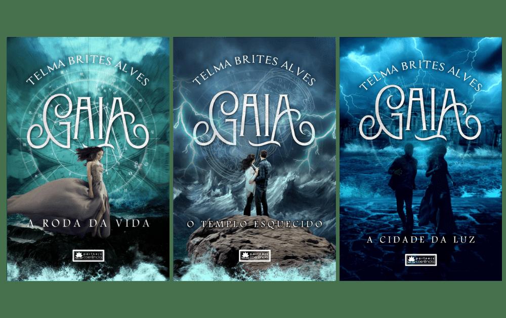 Trilogia Gaia - Telma Brites