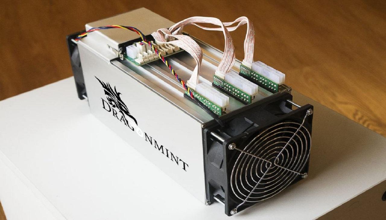 ASIC - Mineradora de Bitcoin (BTC)