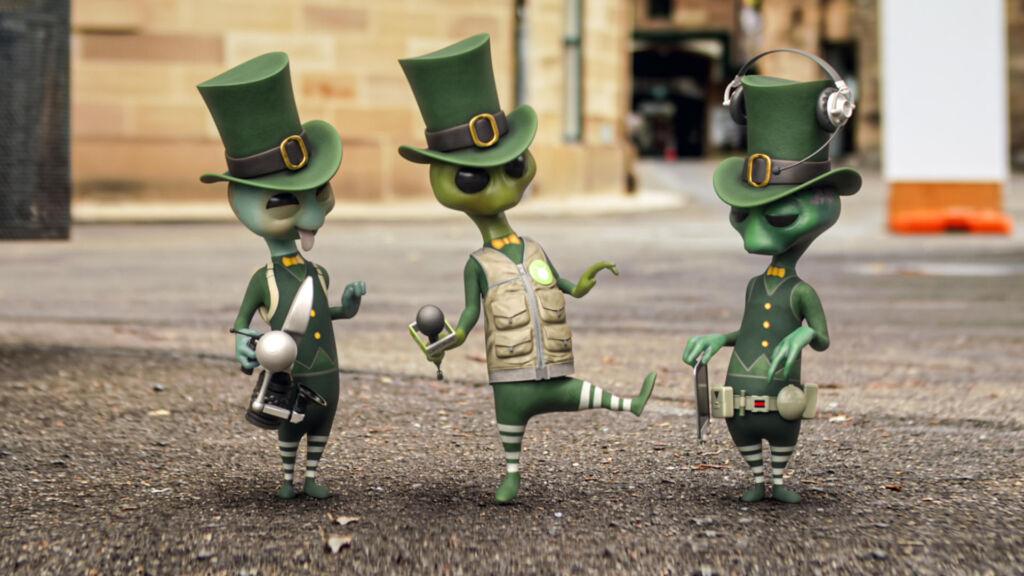 Alien TV - Temporada 2