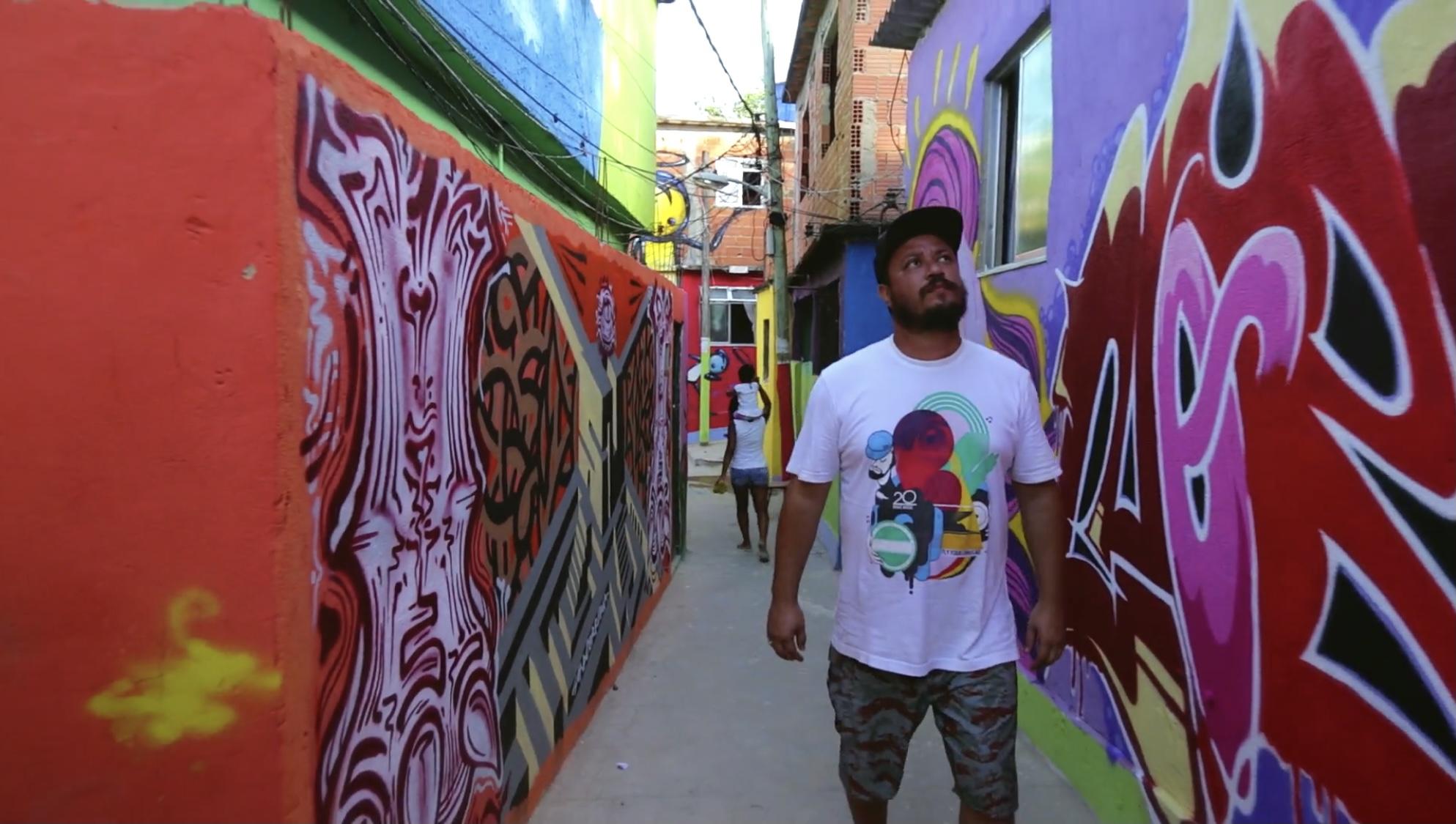Revitaliza Graffiti
