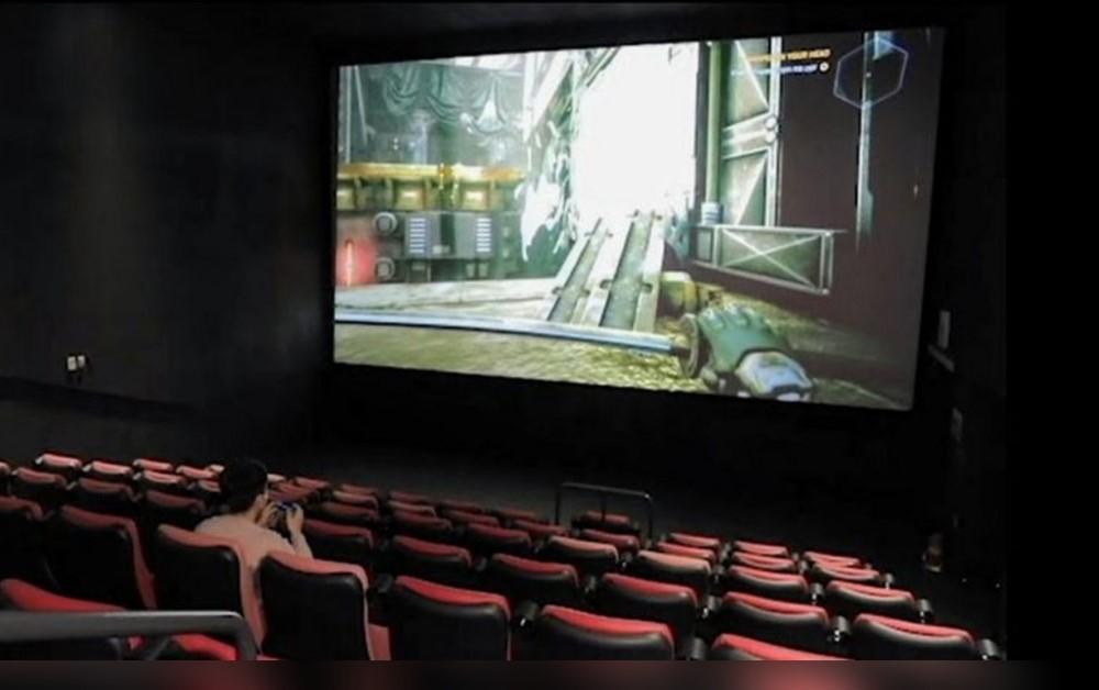 Cinema Coreia do Sul Gamer