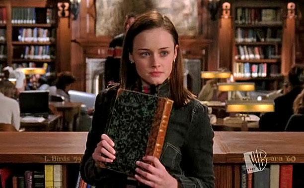 Os livros de Gilmore Girls