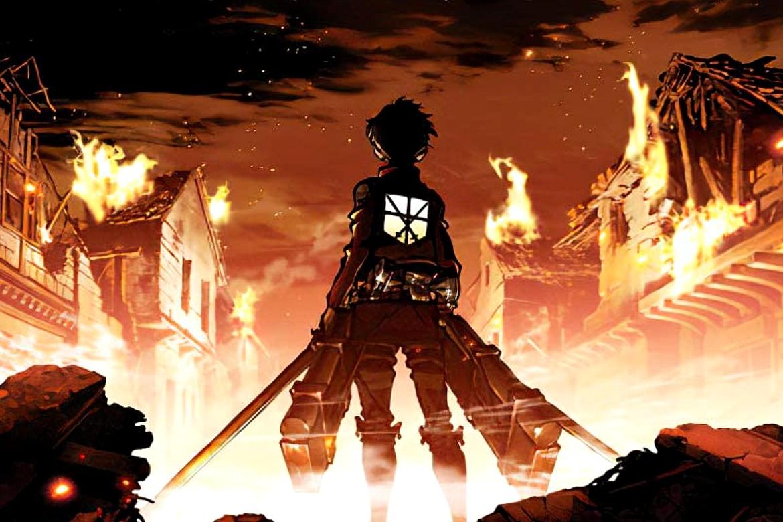 Guerra contra uploads ilegais do capítulo final de Shingeki no Kyojin