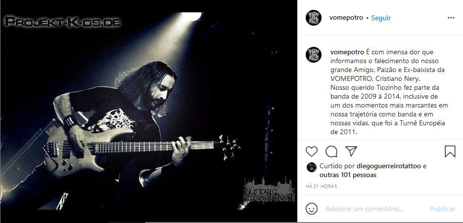 Cristiano Nery - Vomepotro