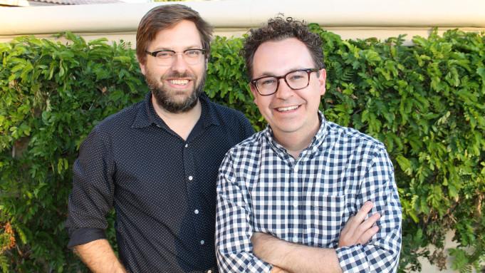Kevin e Dan Hageman