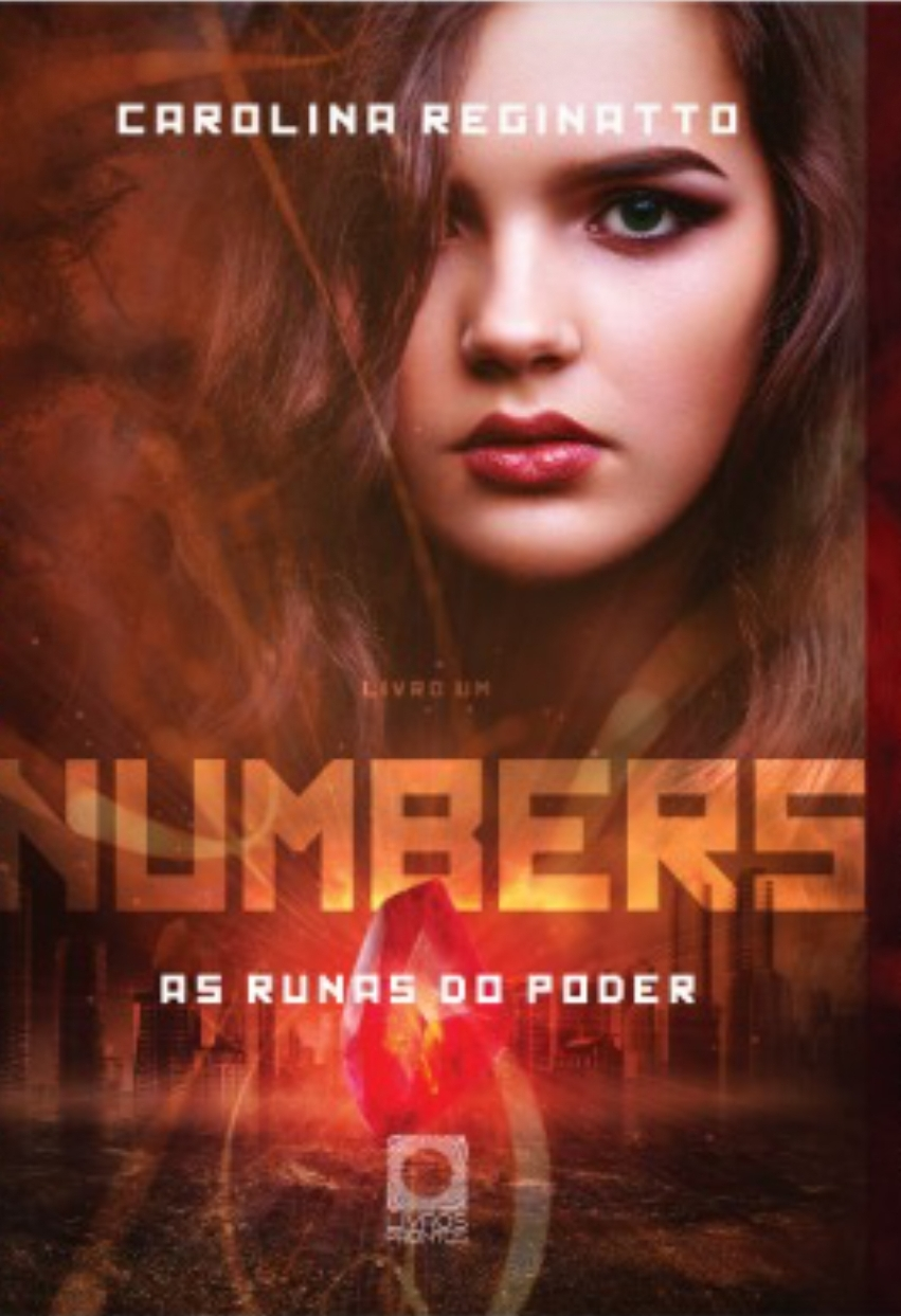 Numbers: As Runas do Poder - Carolina Reginatto - Teoria Geek