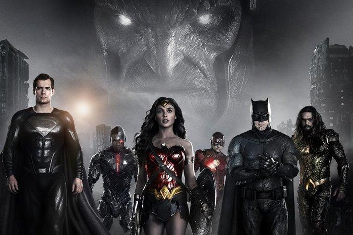 Que você achou da Liga da Justiça Snyder cut?