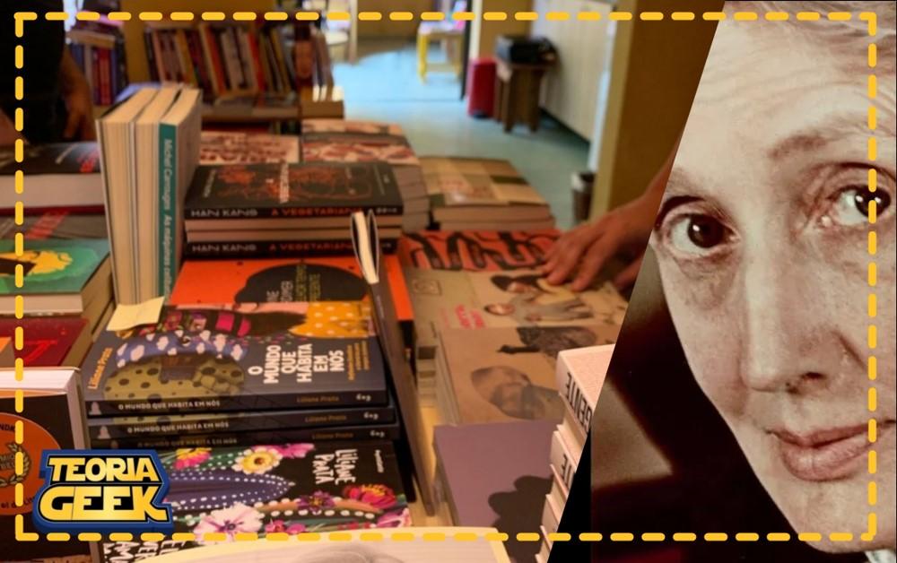 Livraria só de livros escritos por mulheres chega em São Paulo - Teoria Geek