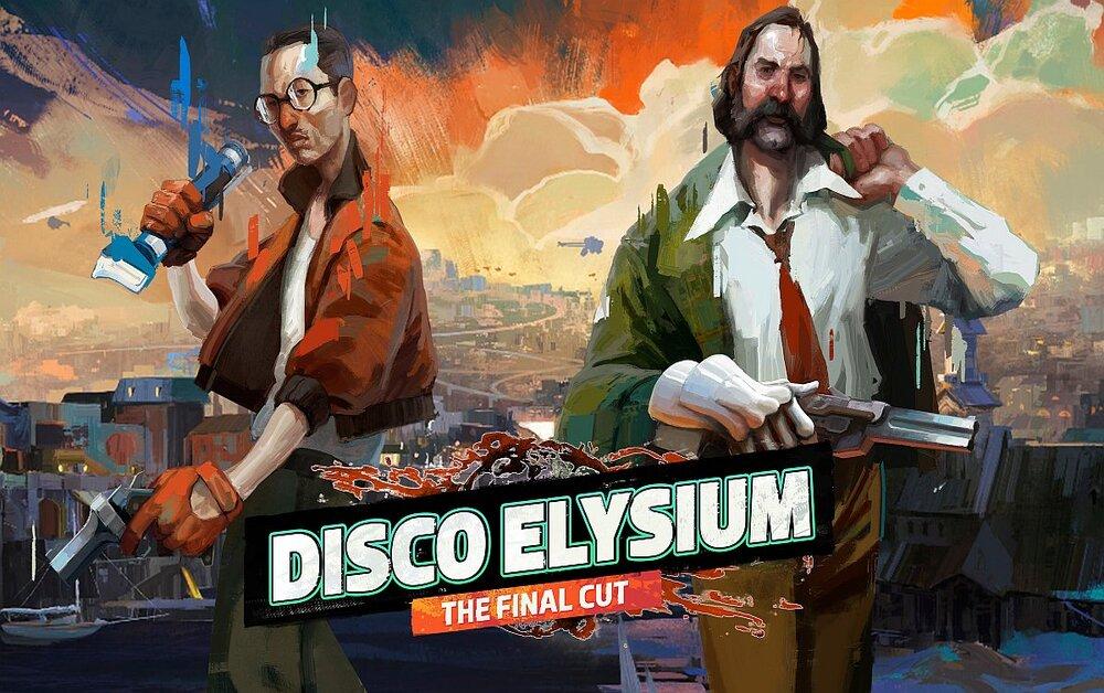 Disco Elysium - Capa