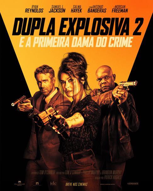 Dupla Explosiva 2 - Paris Filmes