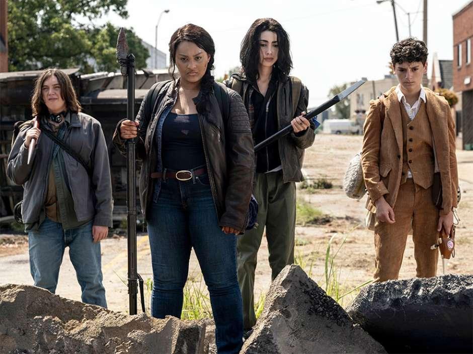 The Walking Dead Um Novo Universo