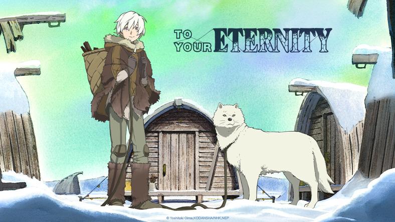 To Your Eternity - Crunchyroll