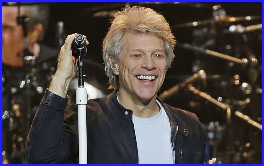 Bon Jovi no drive in 2021