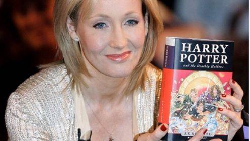JK Rowling e Harry Potter