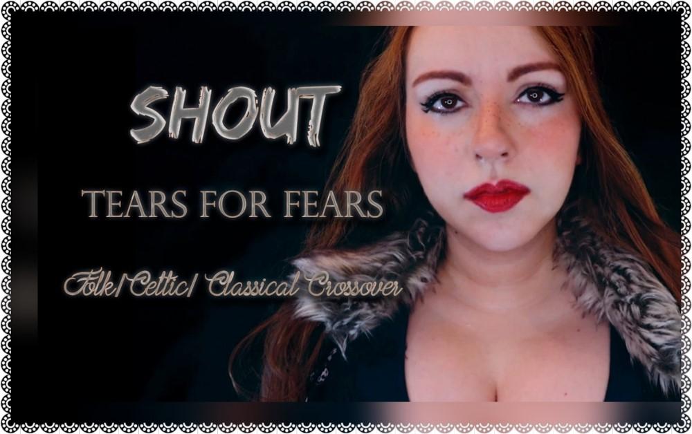 Aline Happ lança versão da música Shout