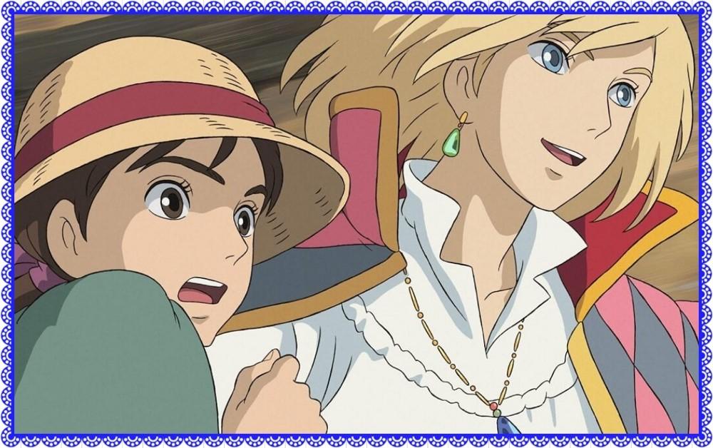 Animação do Studio Ghibli em livro