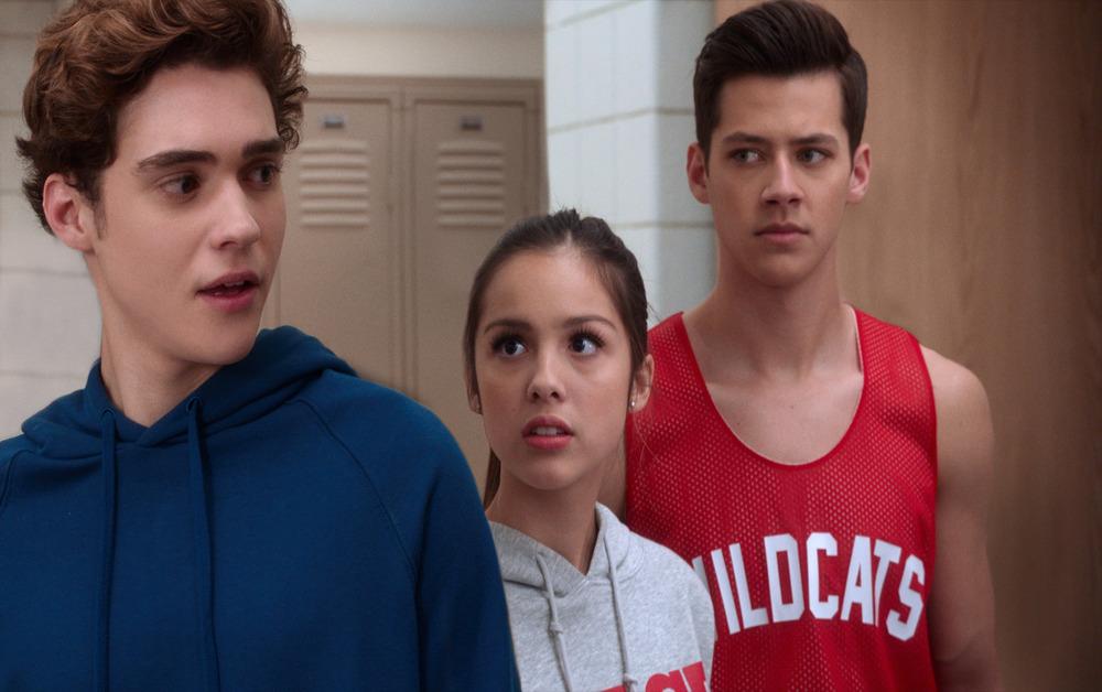 Ricky, Nini e E.J - High School Musical: The Musical: The Series – 1ª Temporada