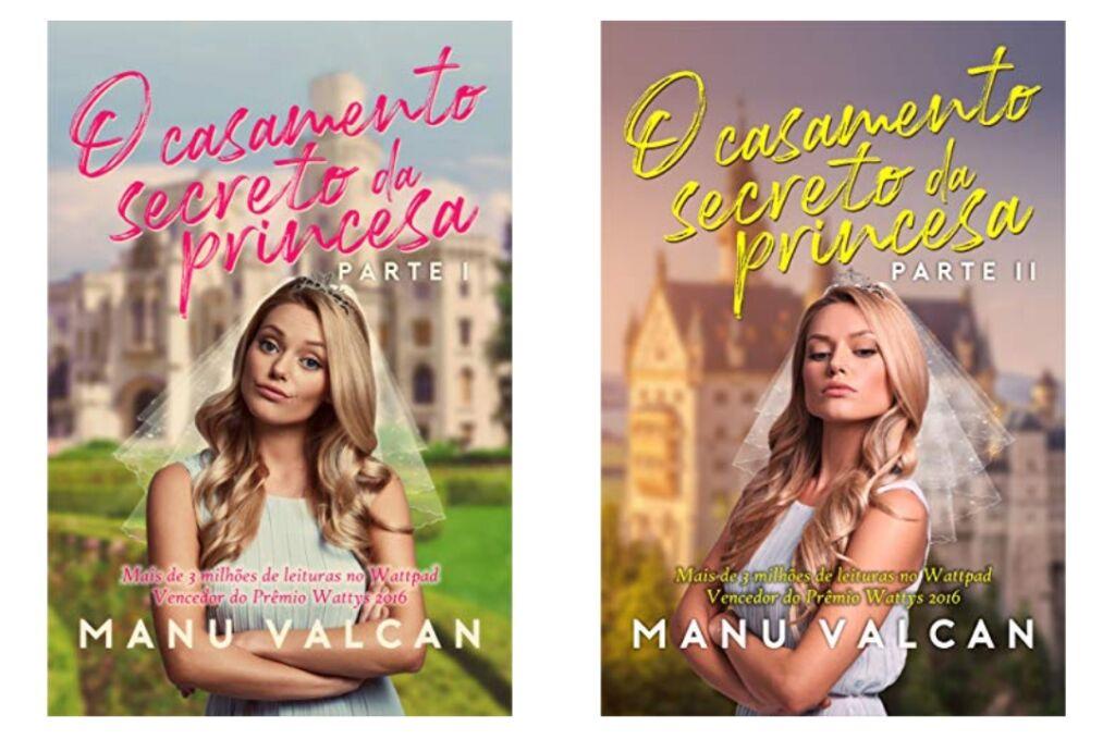 O casamento secreto da princesa 1 e 2