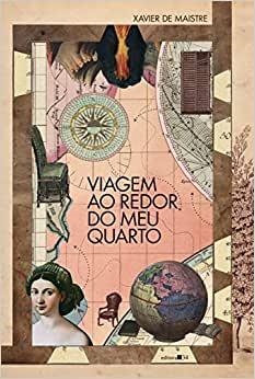 Livro: viagem ao redor do meu quarto