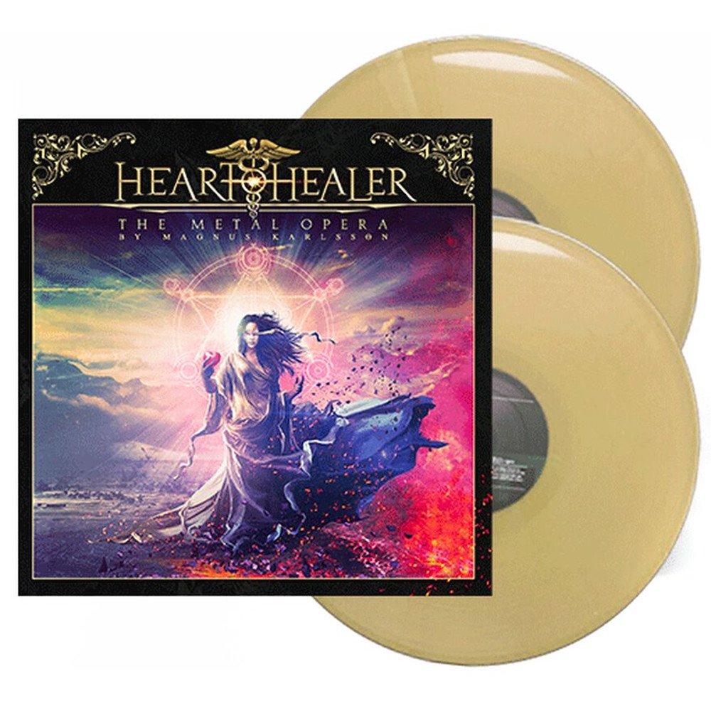 Álbum Heart Healer em vinil