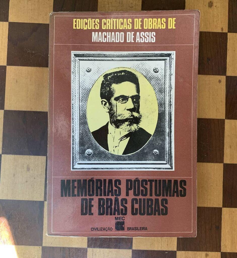 Literatura Brasileira Memórias Póstumas de Brás Cubas