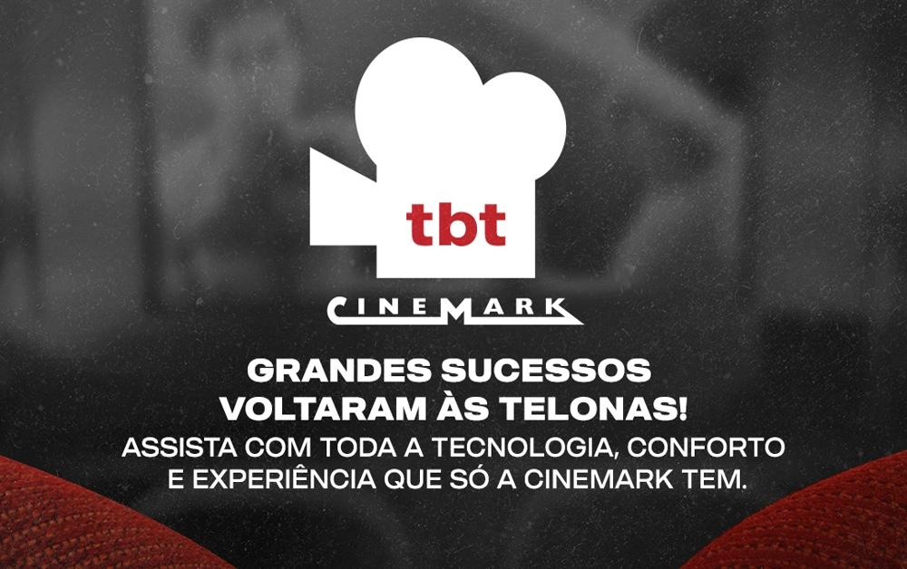 Cinemark TBT capa