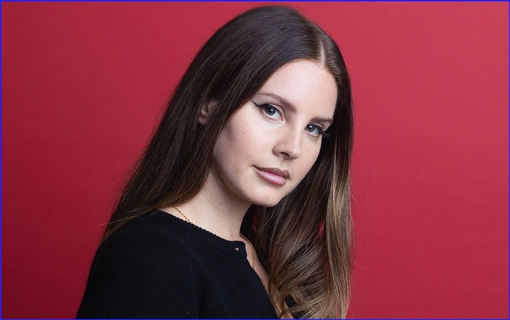 Lana Del Rey - álbum novo Blue Banisters