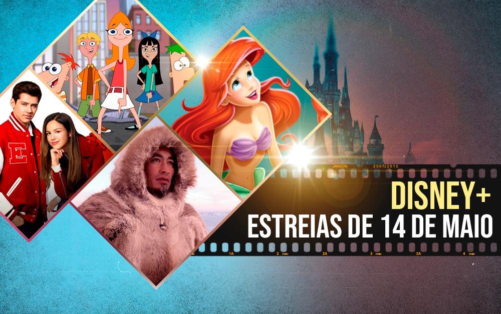 estreias Disney+ 14 de maio