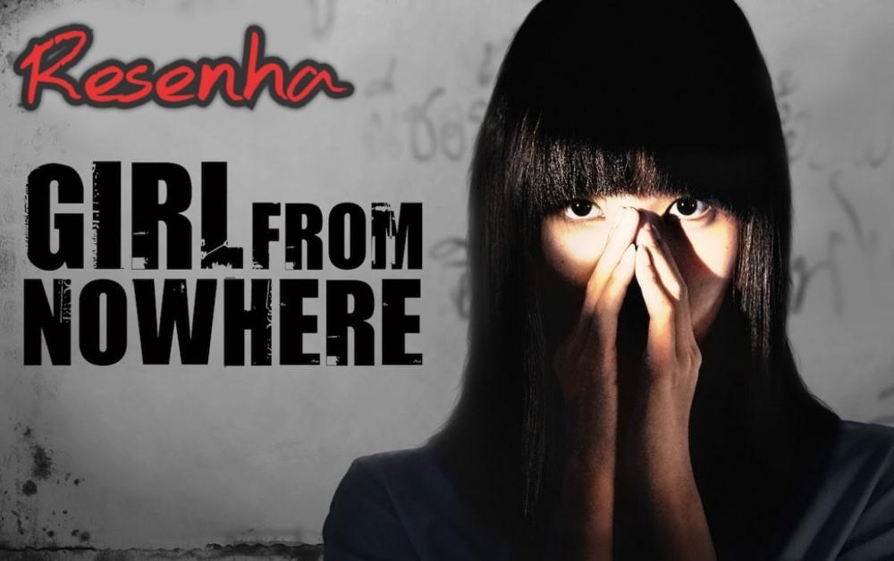 Garota de Fora - Girl From Nowhere - Destaque