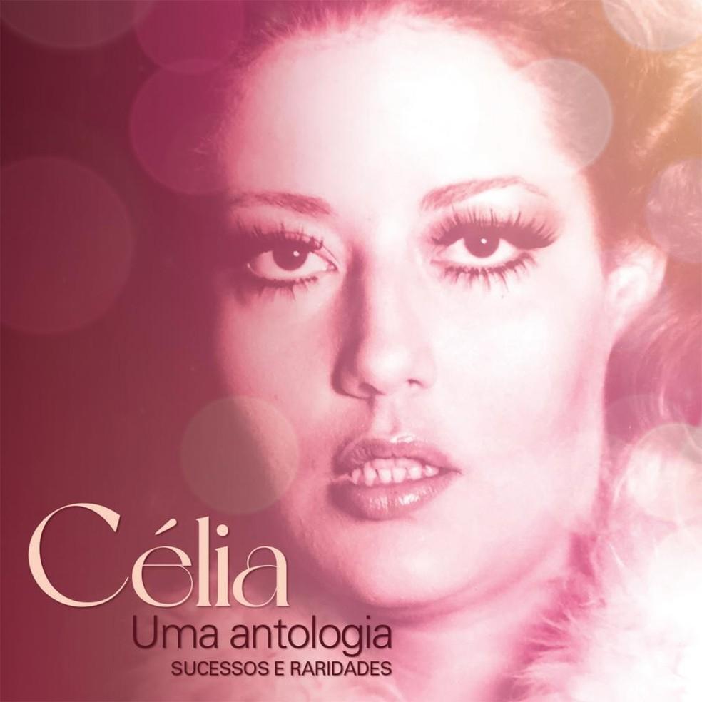 Antologia Célia, MPB, sucessos anos 70