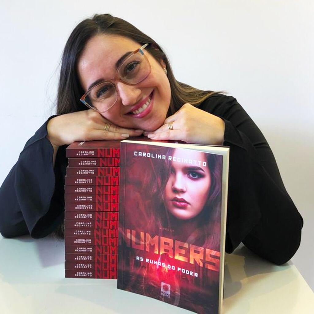 Carolina Reginatto e Numbers