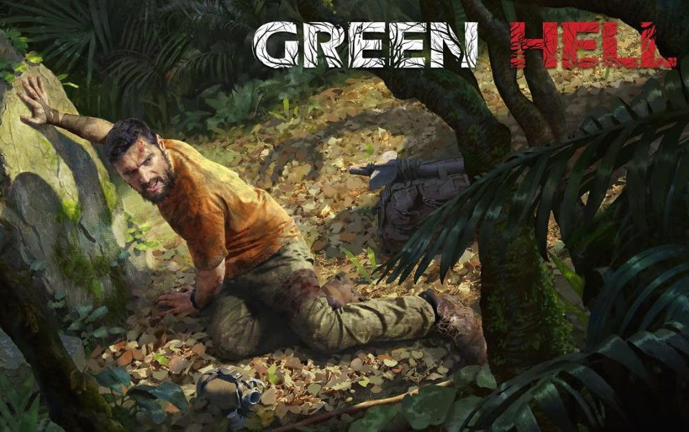 Green Hell - Destaque